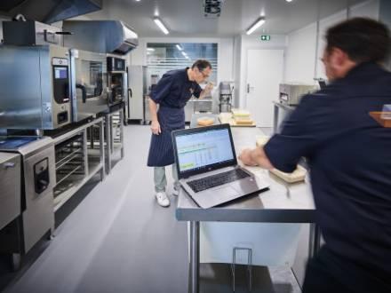 Un nouveau laboratoire culinaire qui s'adapte à vos besoins